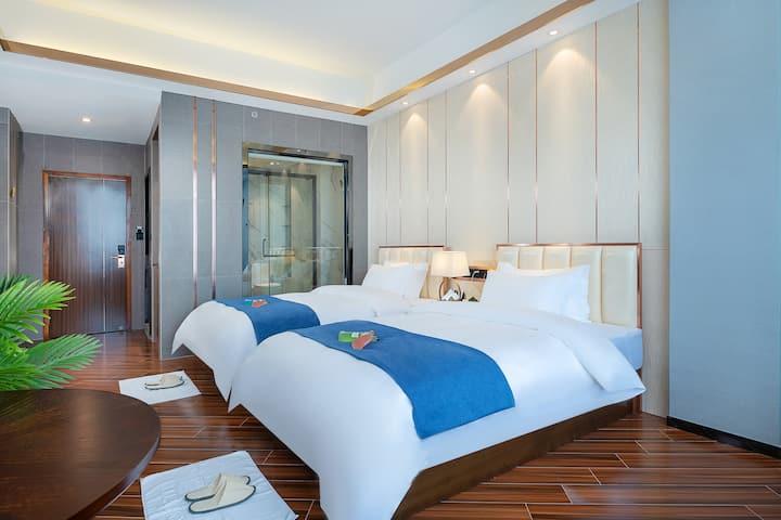舒享双床房/2间单独双床房