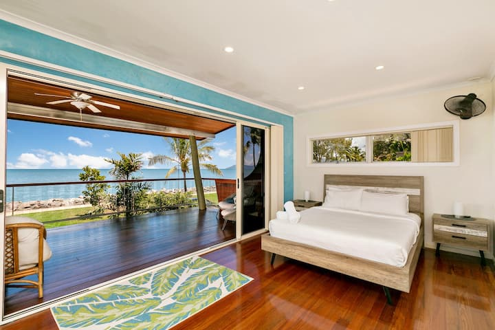 Machans beachfront retreat on O'Shea's