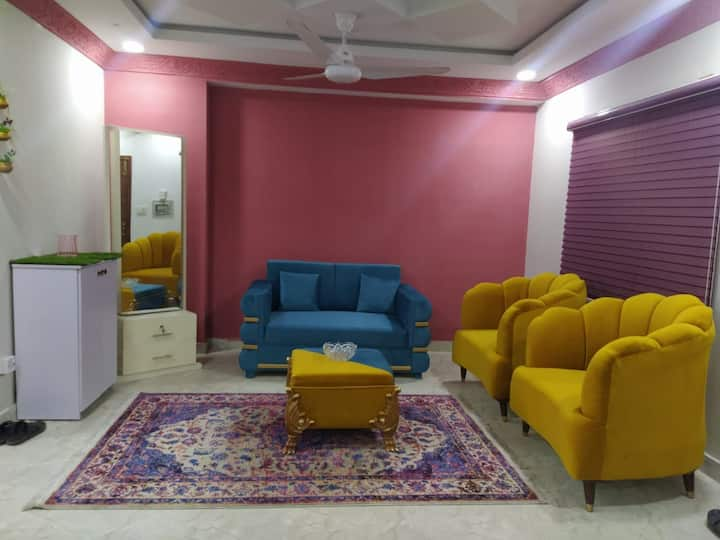 Furnished Condo in the heart of Islamabad, E-11