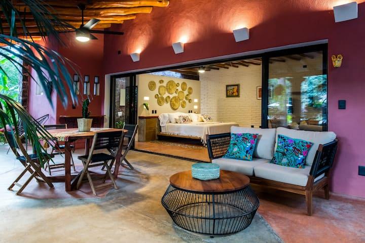 La Paranera Hotel & Relax: habitación El cimarrón