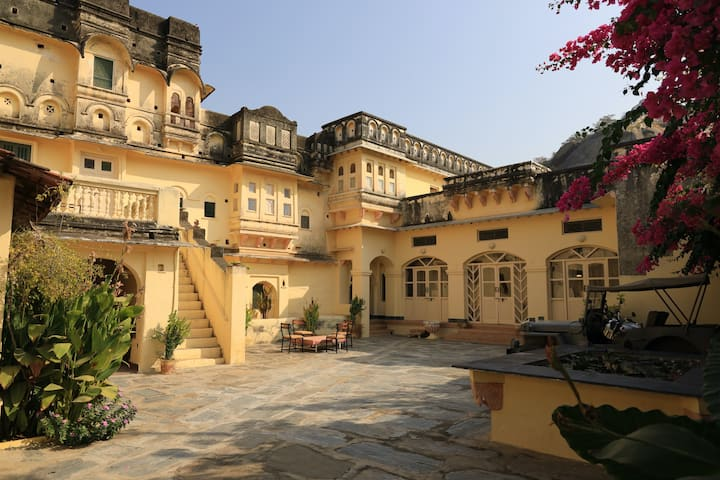 Suite at Kotri Raola - A Boutique Heritage Haveli
