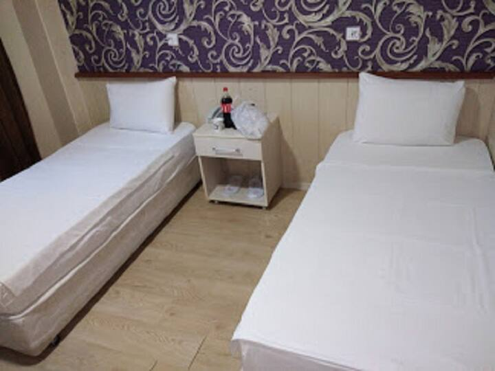 MALKOC HOTEL **LALELİ **ATTHE SHOP CENTER DBL ROOM