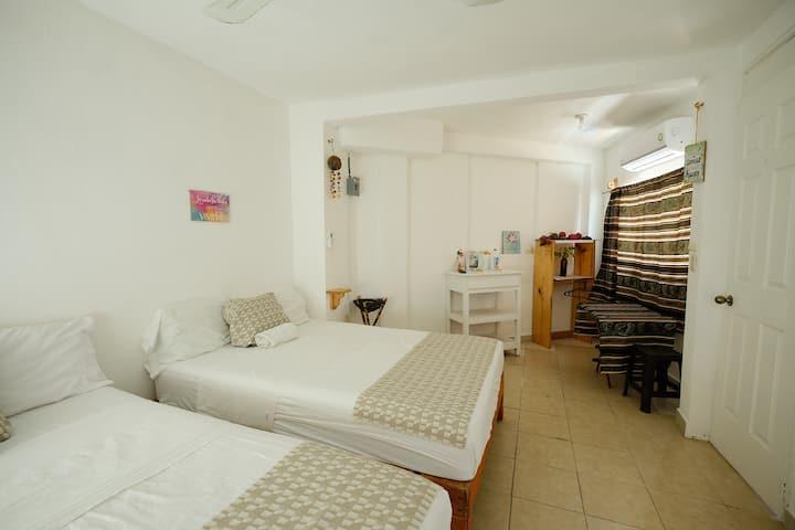 Espuma Relax apartamento 4 cuadras de la playa