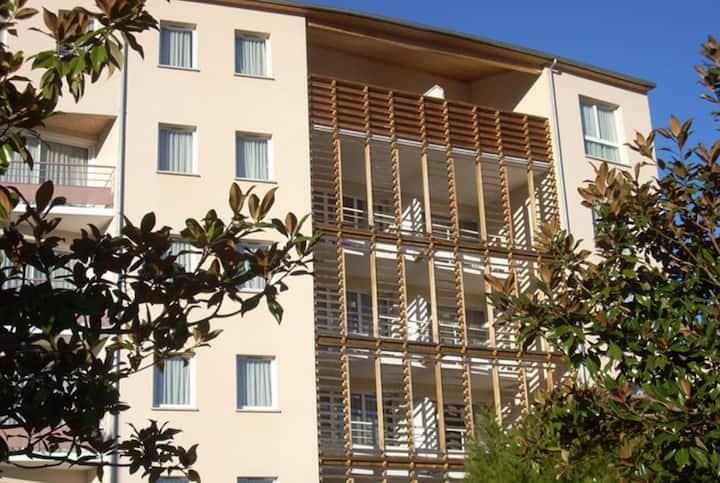 Appartement dans résidence hôtelière
