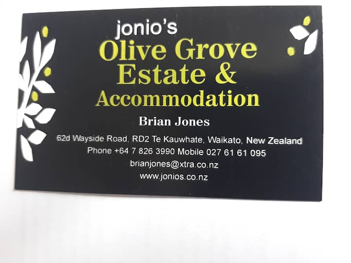 Jonios Olive Grove Estate & Accommodation