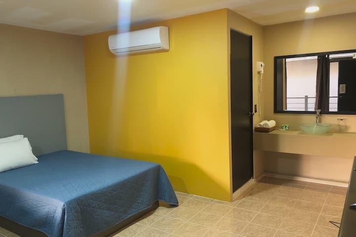 Hotel en Huatulco con alberca en zona residencial