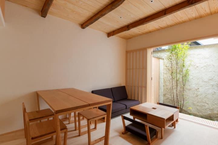 BenTen West in Gion - Restored Century-old Machiya