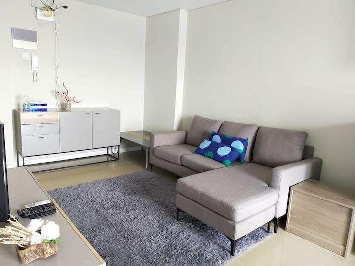 Comfortable apartment @Metro Park Residence