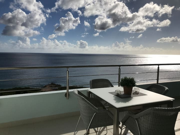 NEW! - Luxury spacious ocean view studio