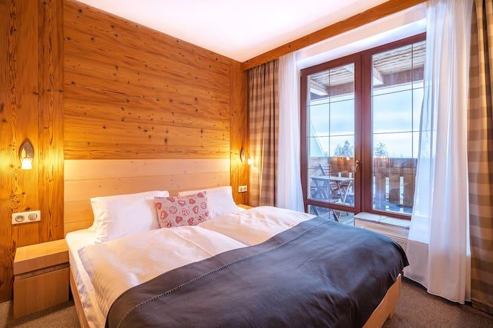 Cozy Apartment in Kukucka Hotel, Tatranska Lomnica