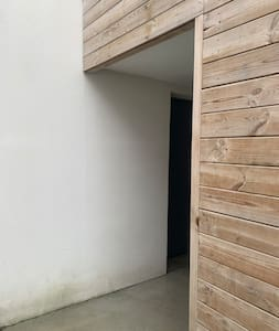 Pot do vhoda brez stopnic