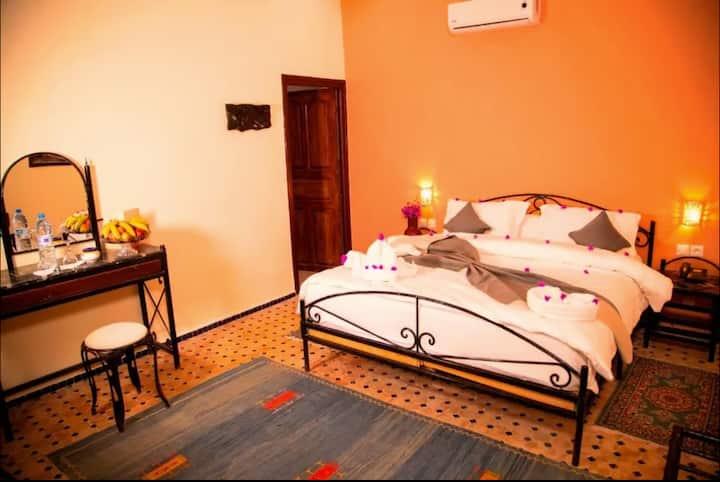 Riad double room