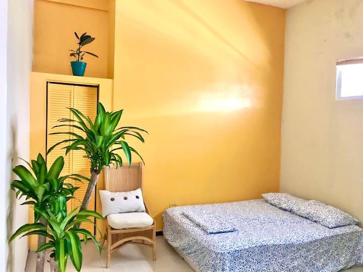 Healing Rainforest Retreat Private Room 3