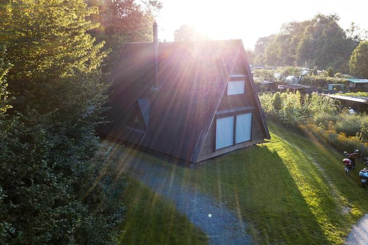 Pfadiheim Arbon – idyllische und zentrale Oase