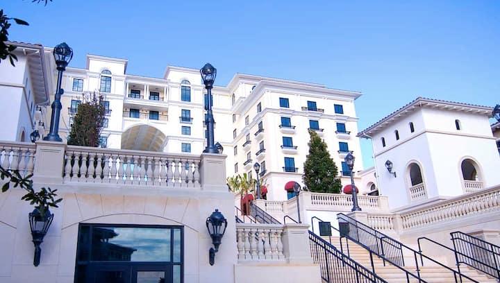 Eilan Hotel & Spa, San Antonio,TX- 1Br Suite/BG