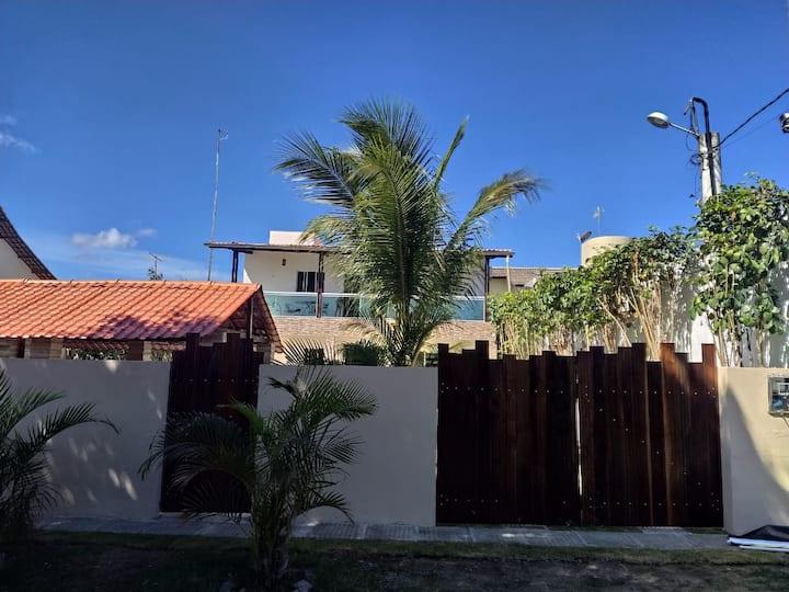 Casa em Serrambi 5qtos/5 suítes. Nova, top!