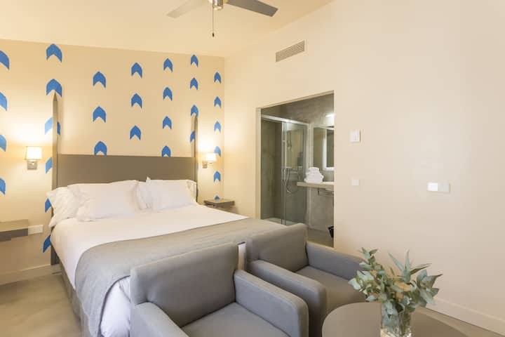 Standard Double Room · Standard Double Room · Standard Double or Twin Room