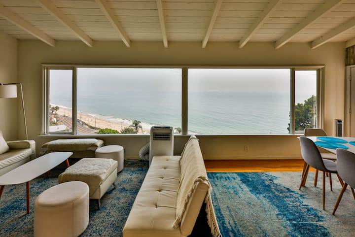 SUPERB! Sun + Sea + Ocean View House @ Palisade