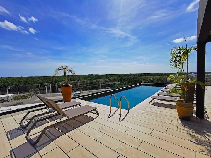 NEW- Frida Tuk - Studio penthouse / private pool