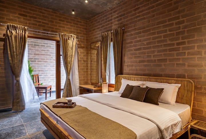 Sunyata Eco Hotel - Semi-deluxe rooms
