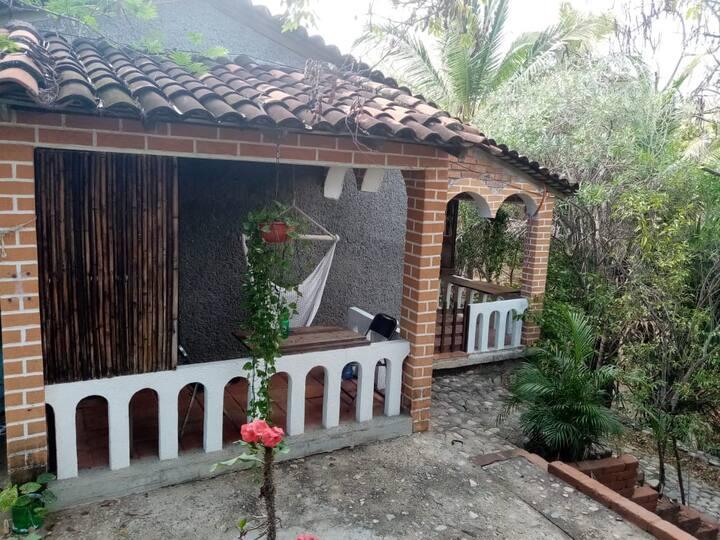 Monte Palma, Puerto Ángel, bungalow con terraza #2