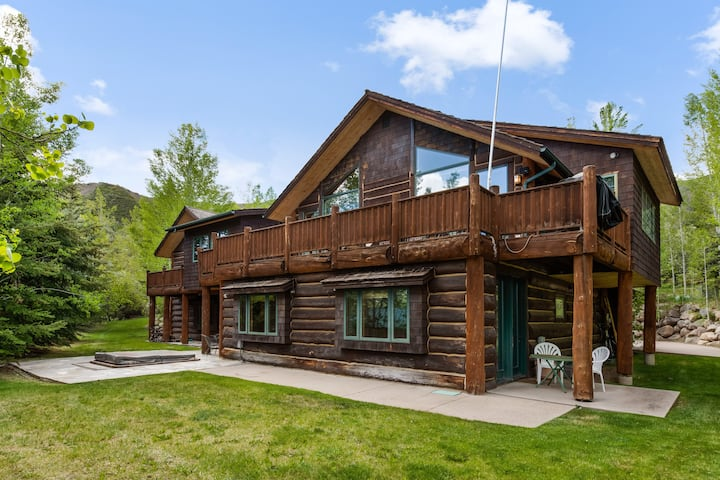MOUNTAIN HOME IN HORSERANCH (SNOWMASS)