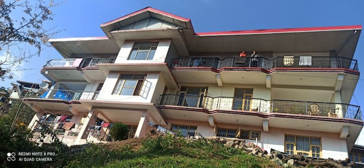 SURYAVANSHI Home stay Mcleodganj (5min walk. dist)