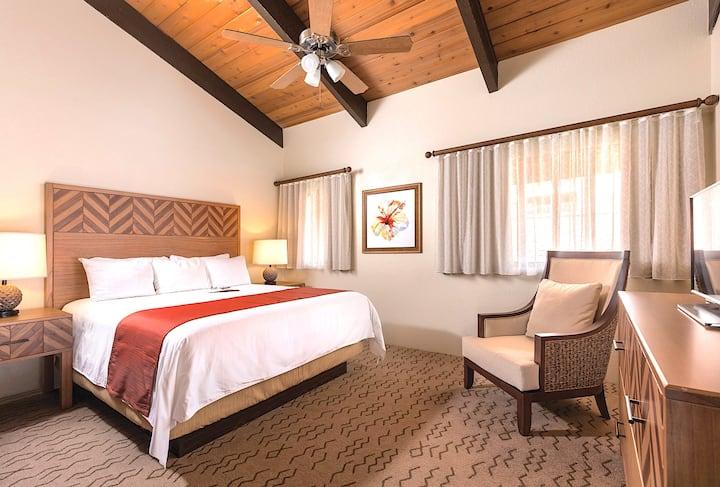Soothing Hawaiian 1 Bedroom Suite - Kona Coast