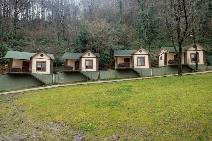 2 BR Deluxe Bungalow Surrounded by Nature in Kartepe