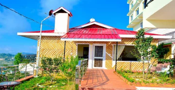 Luxury Family Cottage At Hill Top Resort Narkanda