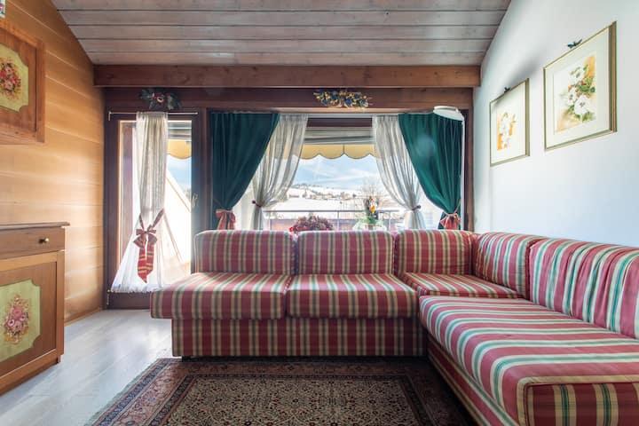 Terrazza Camona - 2 camere e grande terrazza