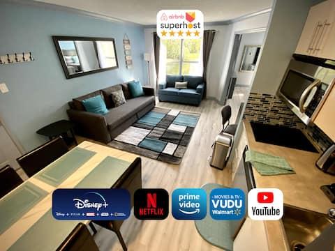 Lake View Family Condo Disney Universal Orlando