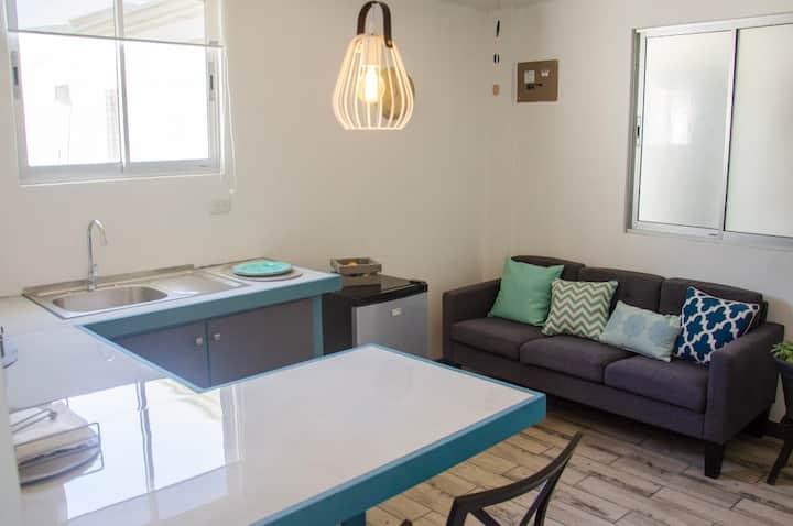 Cute & chic apartment near SJO airport!