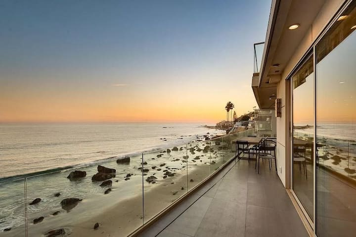 Malibu Beachfront Villa