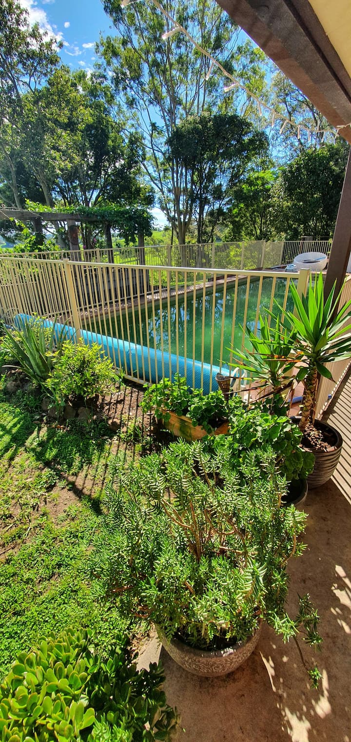 Private room in shared house, Mullumbimby