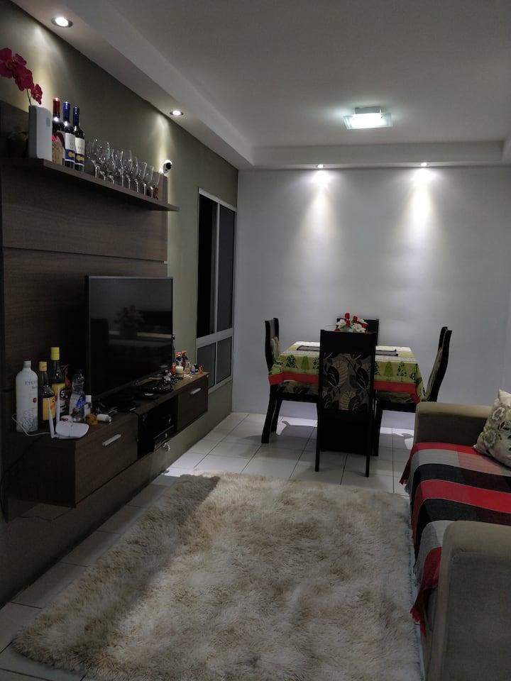Apartamento no Janga / Aconchegante Próx. a Praia!