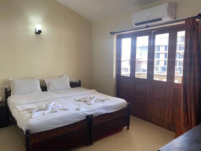2nd AC Bedroom