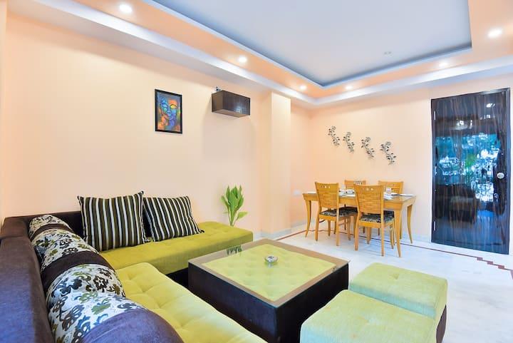 Bedchambers Medicity Serviced Apartments Gurgaon