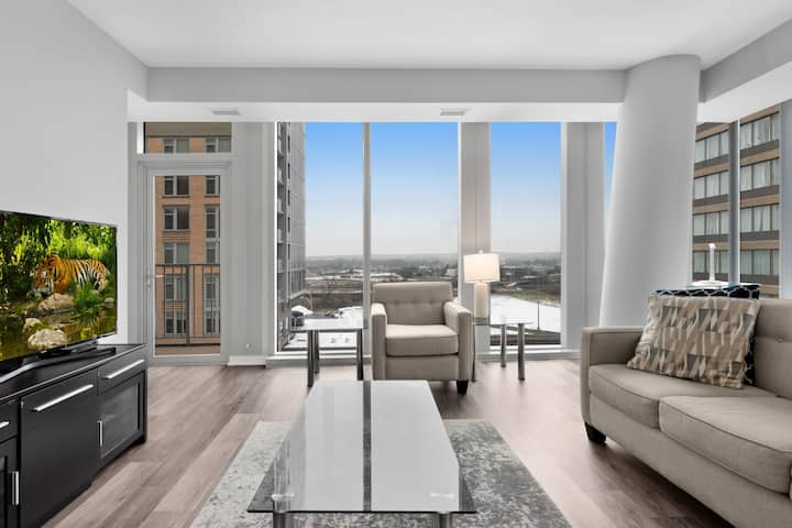 Two Bedroom Apartment | Balcony | Virginia | by GLS