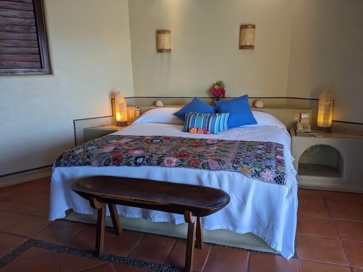 """Habitación """"Pez Vela"""" — Hotel Casa Don Francisco"""