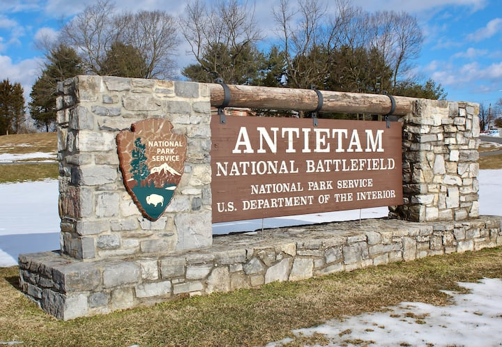 *In The Heart Of Antietam*