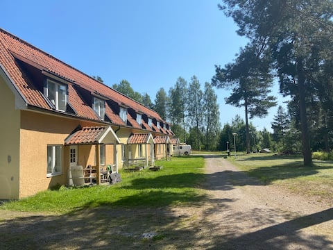 Long-term rental, free Wi-Fi and close to nature