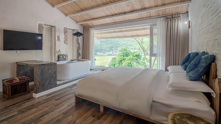 万峰林#榕宿#景观大床房#看得见风景的房子