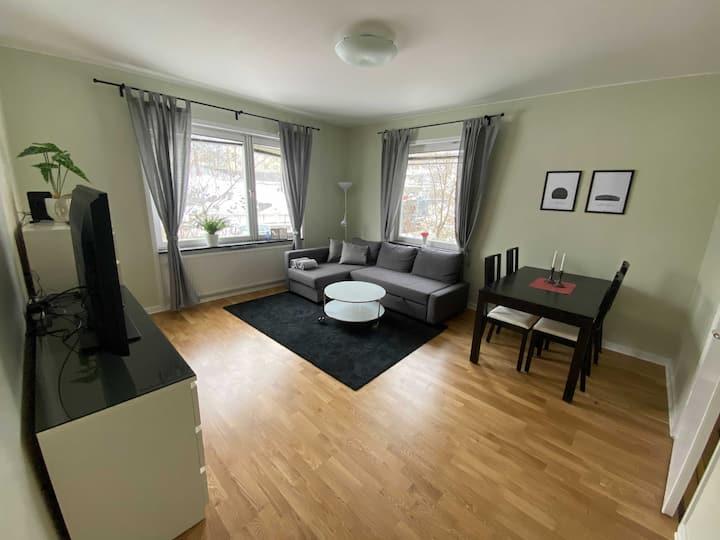 Stockholm Apartment Skärmarbrink, near to Globen