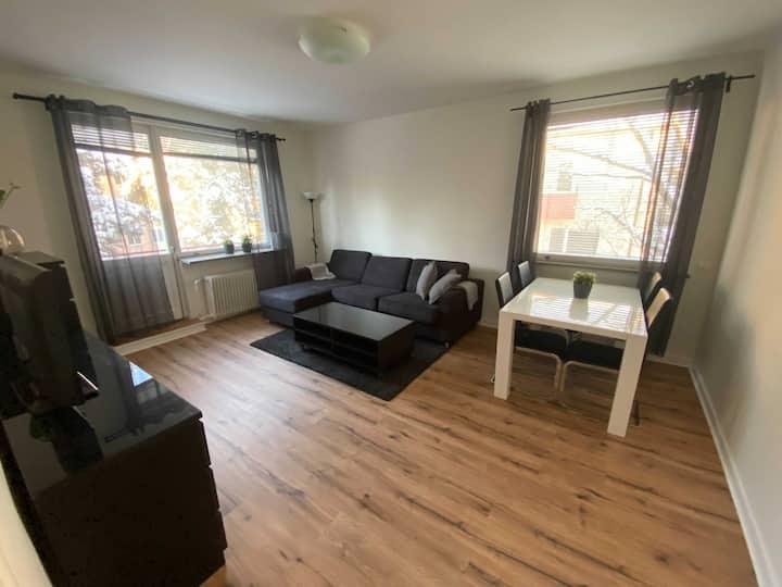 Stockholm Apartment Hammarbyhöjden