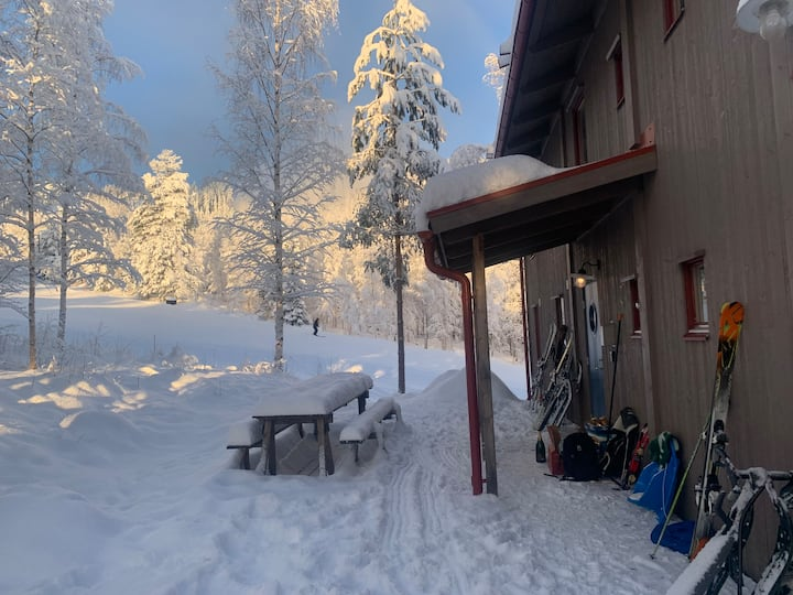 Närmast nedfarterna i Järvsö Syd - Björnen nr 13
