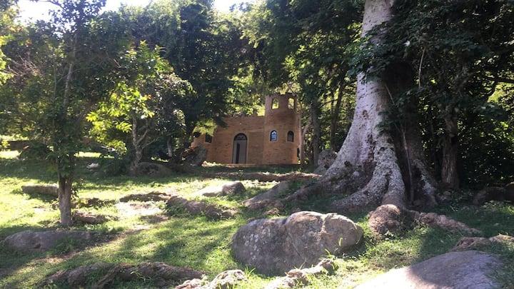 Casa Castillo con Piscina
