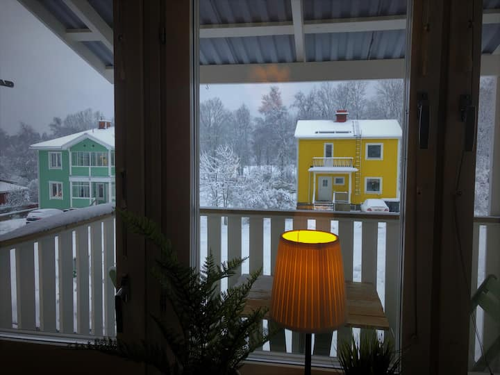 Practical and Cozy in great location - Härnösand