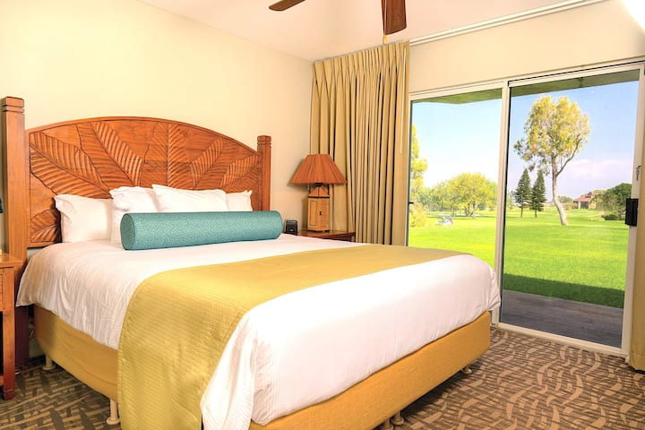 Spacious 2 Bedroom Suite by Hawaii's Kohala Coast