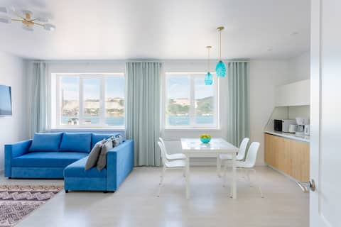Harmony ~ space by the sea, contactless settlement